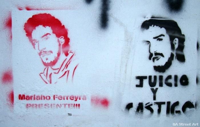 Mariano Ferreyra buenosairesstreetart.com stencil buenos aires graffiti
