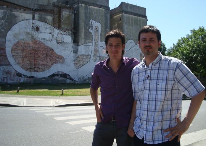 Matt Fox-Tucker buenos aires street art Santiago do Rego Telenoche