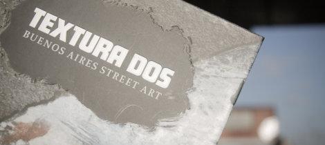 buenos aires street art book Textura Dos urbanartcore.com