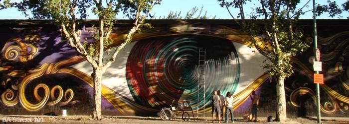 pelado buenos aires buenosairesstreetart.com muralismo arte callejero street art tour