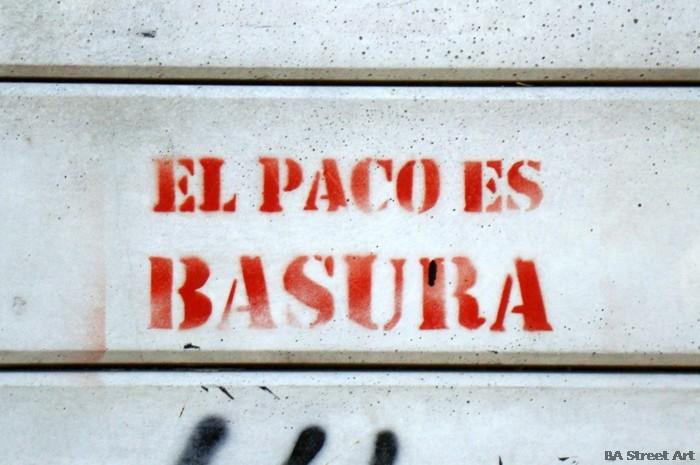 paco drug buenos aires argentina buenosairesstreetart.com