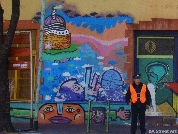 police graffiti buenos aires street art buenosairestreetart.com