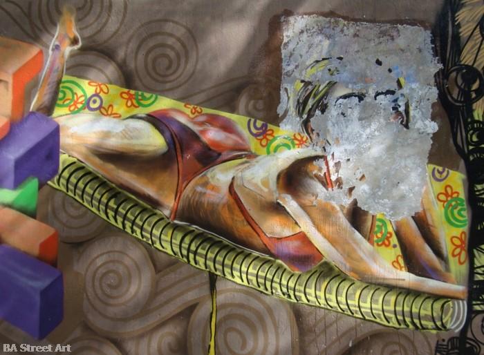 stolen artwork thieves buenos aires street art tour buenosairesstreetart.com