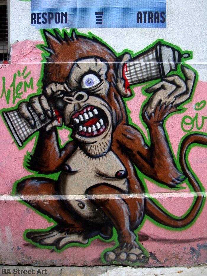 Blem buenos aires street art graffiti tour © buenosairesstreetart.com