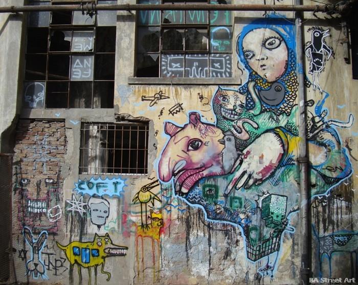 argentine slum murals buenos aires murals urban art buenoairesstreetart.com