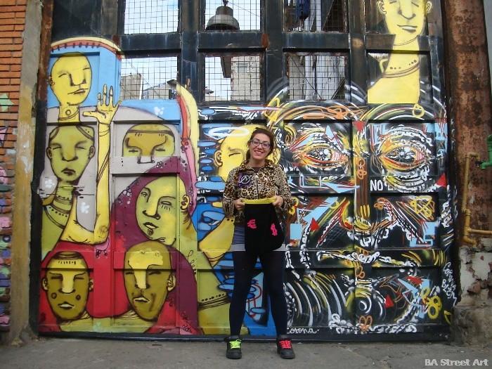 argentine slum valeria arbeloa buenos aires street art buenosairesstreetart.com