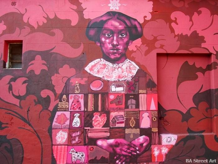 buenos aires urban art tour murales BA Street Art © buenosairesstreetart.com