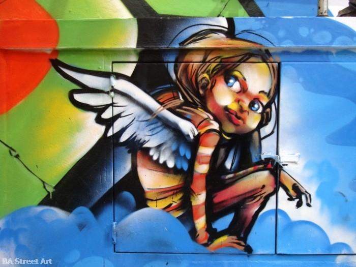 centro cultural recoleta graffiti buenos aires © buenosairesstreetart.com