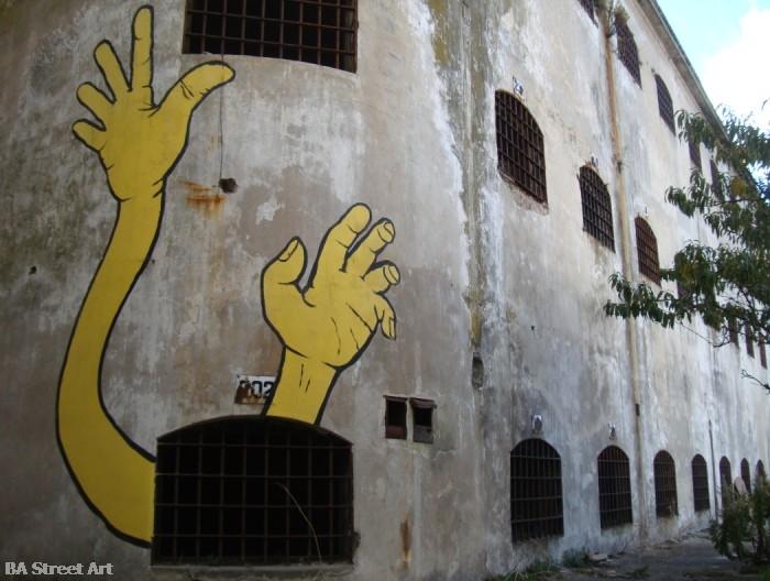 gualicho street artist buenos aires interview miguelete buenosairesstreetart.com
