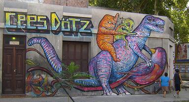 Dötz graffiti mendoza buenosairesstreetart.com