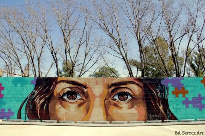 martin ron artista murales tecnopolis buenos aires graffiti street art © buenosairesstreetart.com