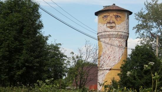 nomerz street art tower perm
