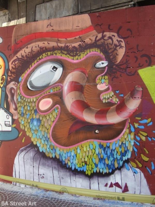 buenos aires street art tour graffiti roma © buenosairesstreetart.com