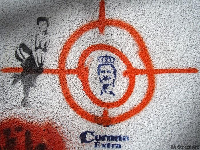 macri stencil graffiti buenos aires propaganda buenosairesstreetart.com