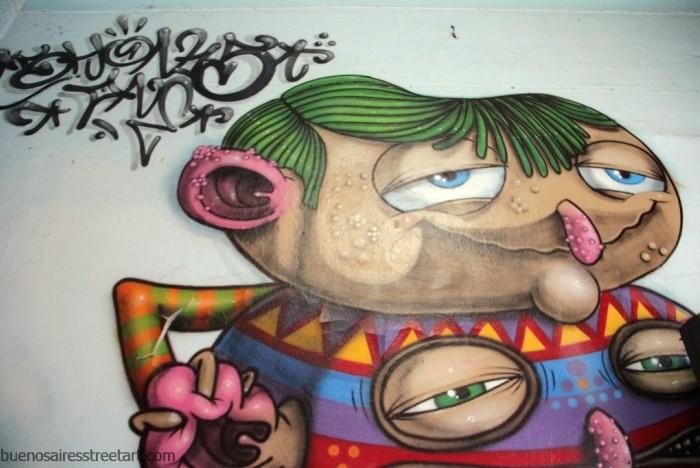 graffiti tour argentina buenos aires street art buenosairesstreetart.com