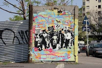 stencil graffiti buenos aires buenosairesstreetart.com