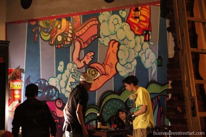 teatro mandril buenos aires street art buenosairesstreetart.com