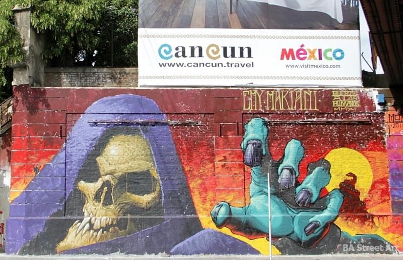 Meeting of Styles argentina buenos aires street art Emy Mariani buenosairesstreetart.com