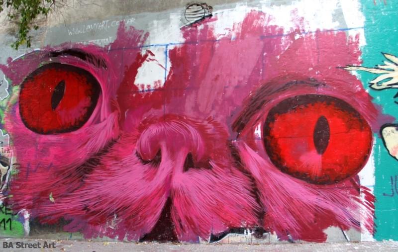 buenos aires graffiti tour street art buenosairesstreetart.com Thundercats mural