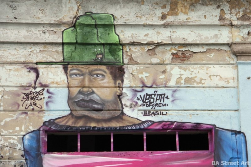 brazil street art vespa argentina mural arte urbano buenosairesstreetart.com