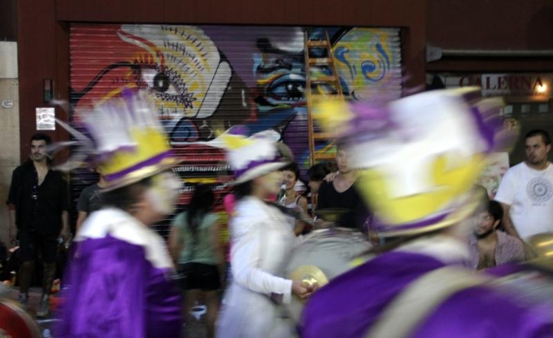 murga argentina buenos aires banda musica danza