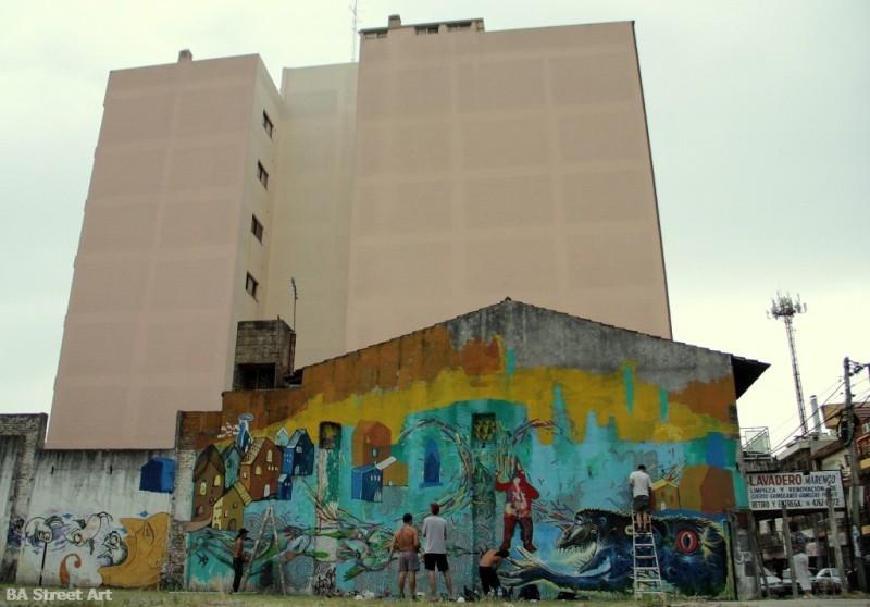 buenos aires graffiti tour meeting of styles argentina buenosairesstreetart.com