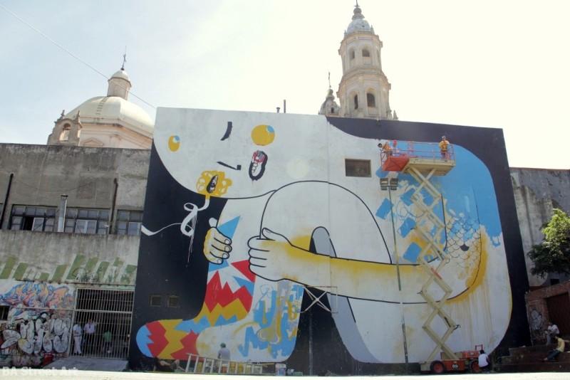 meeting of styles buenos aires street art  buenosairesstreetart.com