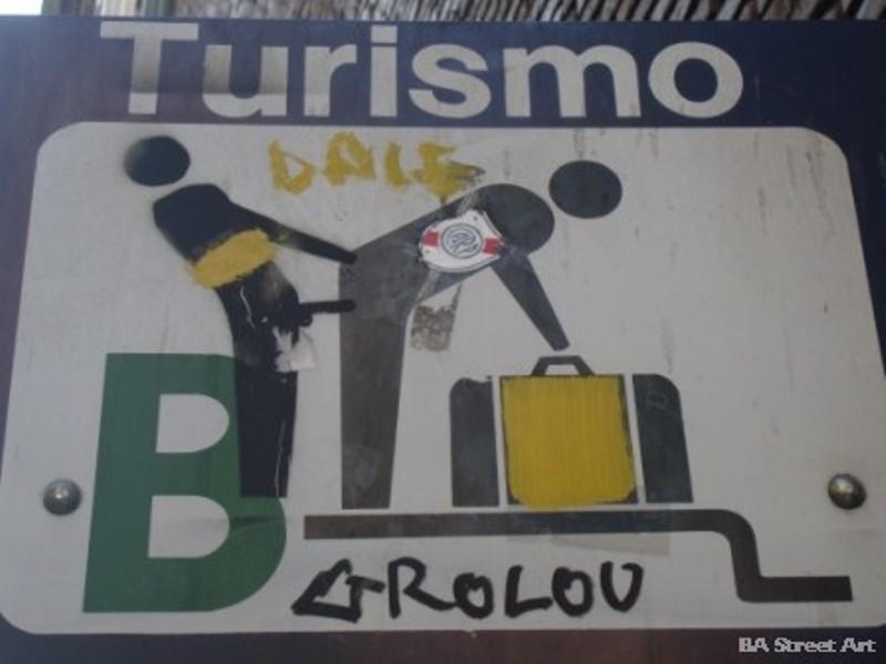 boca street art river