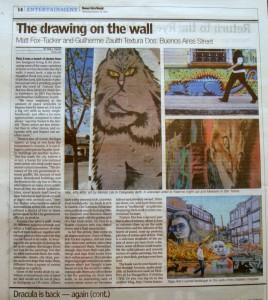 buenos aires urban art book Textura Dos Buenos Aires Street Art