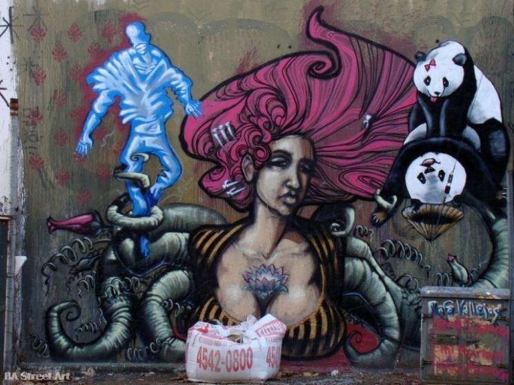 Lean Frizzera buenos aires street art tour barrio chino argentina © buenosairesstreetart.com
