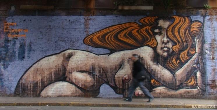 lean frizzera street art tour buenos aires murales © BA Street Art buenosairesstreetart.com