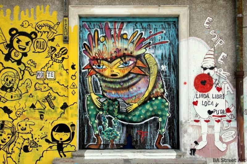 nice artist buenos aires street art tour buenosairesstreetart.com