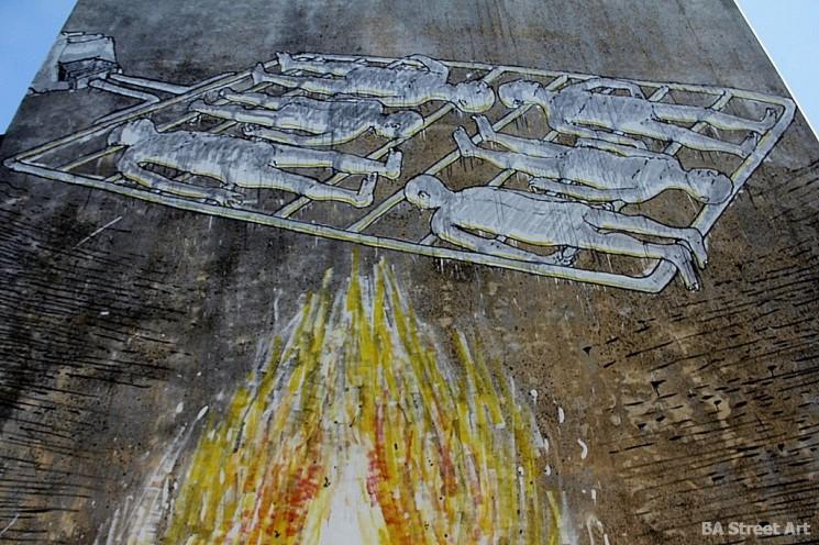 blu graffiti tour argentina buenosairesstreetart.com © BA Street Art 1