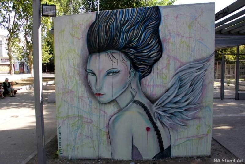 1000-E street art tour BA Street Art