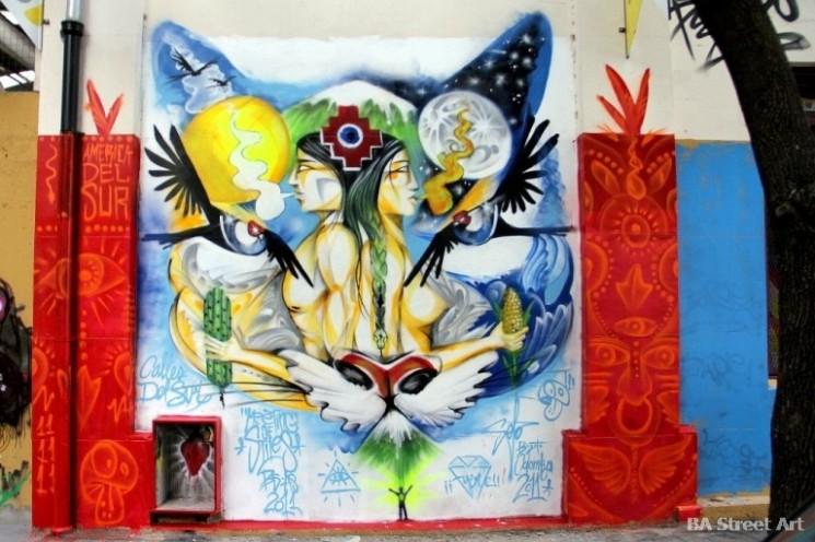 Seta Fuerte artista buenos aires graffiti tour © BA Street Art buenosairesstreetart.com