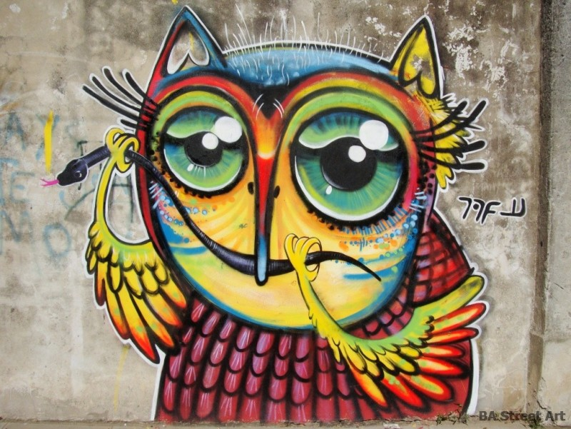 Nice Naranja entrevista artista buenos aires street art graffiti bogota colombia BA Street Art Tours buenosairesstreetart.com