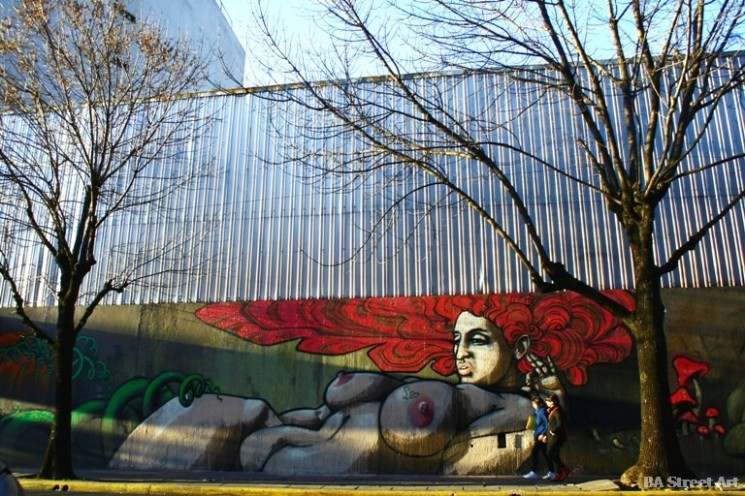 lean frizzera street art tour buenos aires argentina graffiti BA Street Art © buenosairesstreetart.com