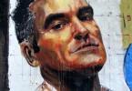 Morrissey argentina street art portrait buenos aires mural El Marian