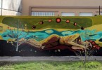 cuore murales buenos aires buenosairesstreetart.com BA Street Art Tours