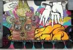 graffiti buenos aires street art ene ene malegria monserrat buenosairesstreetart.com BA Street Art Tours