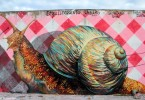 snail graffiti martin ron murales buenos aires street art buenosairesstreetart.com