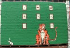bestuario julio cortazar mural buenosairesstreetart.com Eduardo Castles Juan Solaegui buenos aires