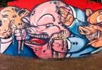paraguay president fernando lugo graffiti coup oz montania buenosairesstreetart.com