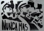 videla dictadura argentina dictatorship graffiti buenosairesstreetart.com