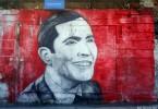 carlos gardel mural alfredo segatori buenos aires street art buenosairesstreetart.com