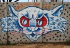 graffiti tour grolou street art gato buenos aires artista buenosairesstreetart.com