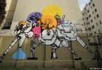 buenos aires graffiti ene ene murales buenosairesstreetart.com BA Street Art Tours