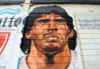 maradona graffiti argentinos juniors buenos aires buenosairesstreetart.com