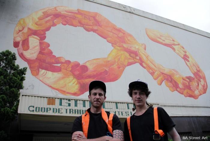 nanook gaia street artists meeting of styles buenos aires buenosairesstreetart.com