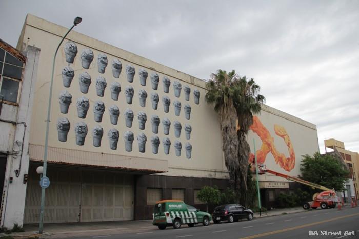 gaia street art buenos aires mural meeting of style buenosairesstreetart.com